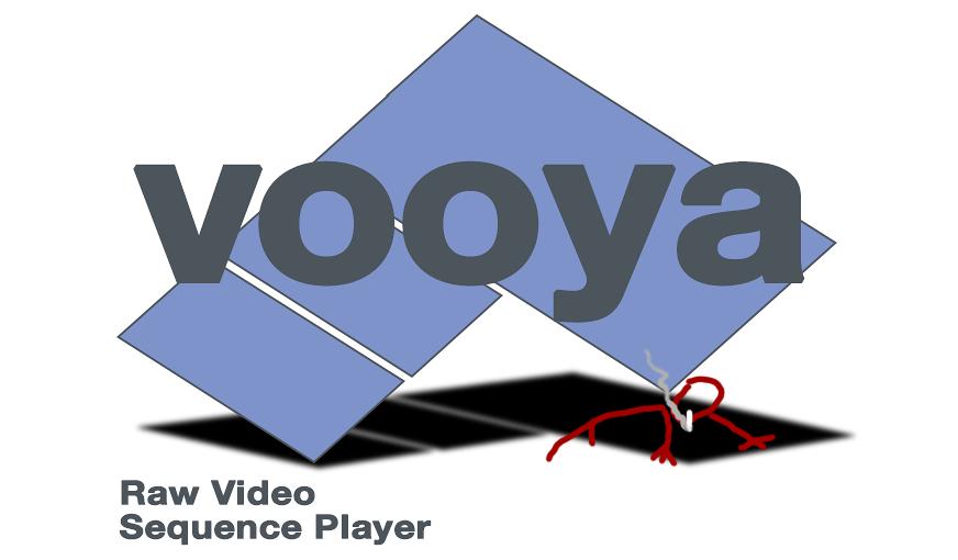 vooya – Raw YUV/RGB Video Player